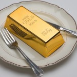 10 Really Expensive Foods Infused With Gold: Luxurious Bacon, Burgers and Bagels