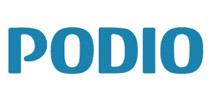 Logo of Podio