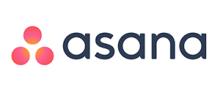 Logo of Asana