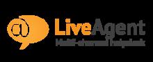 Logo of LiveAgent