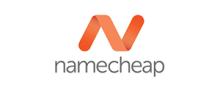 Logo of Namecheap
