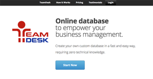 Logo of TeamDesk