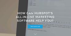 Logo of HubSpot