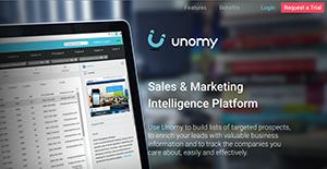 Logo of Unomy