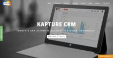 Logo of Kapture CRM